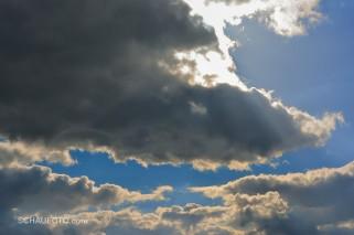 Wolkenkontrast