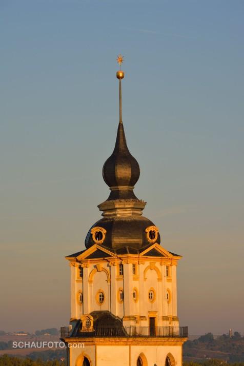 Barocker Kirchturm