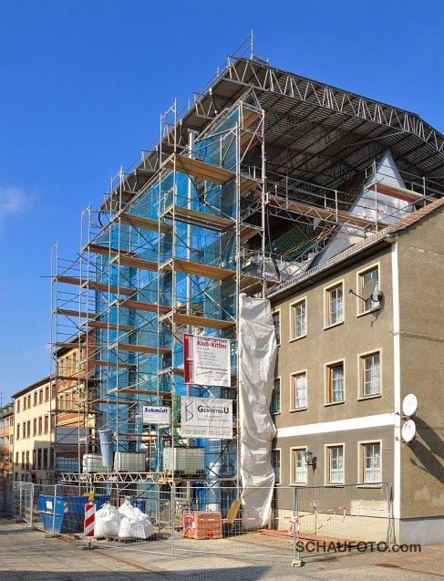 2011. Umfangreiche Sanierung und Rekonstruktion.