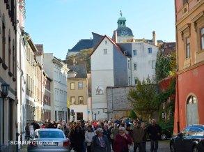 19.10.2013: Es wird weiter gewandelt - zum Kloster.