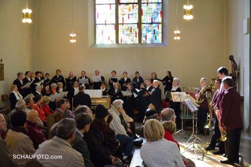 Chor der St. Elisabethgemeinde