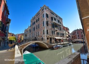 Das gibt es nur in Venedig.