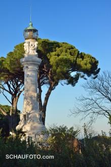 Rom hat einen Leuchtturm!