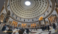 Pantheon - Handpanorama 2