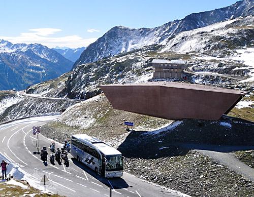 Timmelsjoch (Österreich - Italien)