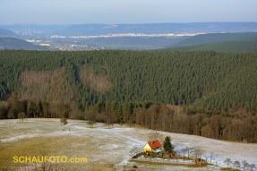 Überblick nach Jena