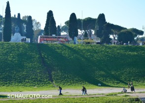 Circus Maximus Touristenstopp