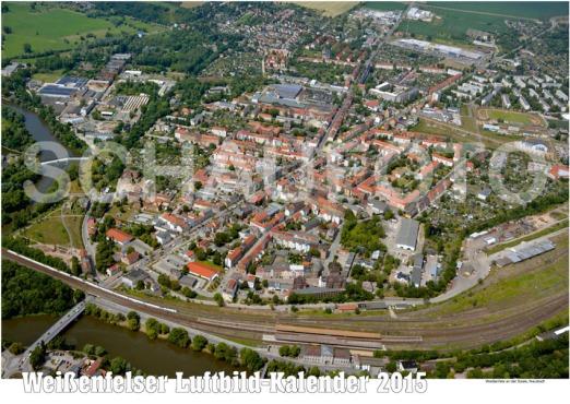 Die Weißenfelser Neustadt als Titelbild - warum nicht!