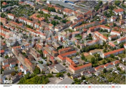 Wieder die Neustadt: Märchenbrunnen