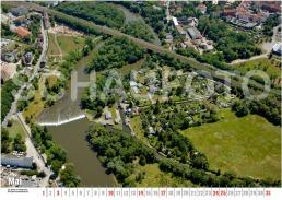 Brückenmühlenwehr und Brückenmühlenschleuse