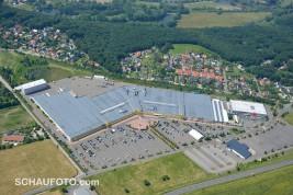 EKZ Schöne Aussicht im Luftbild von 2013