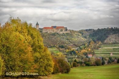 Die Neuenburg im Herbst 2014