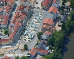 Das Areal im Luftbild von 2014