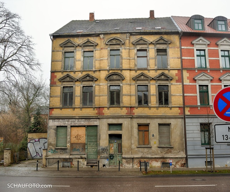 Weißenfels, Langendorfer Straße 31, im März 2013