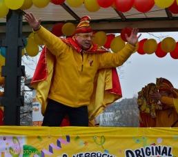 noch ein Karnevals-Profi