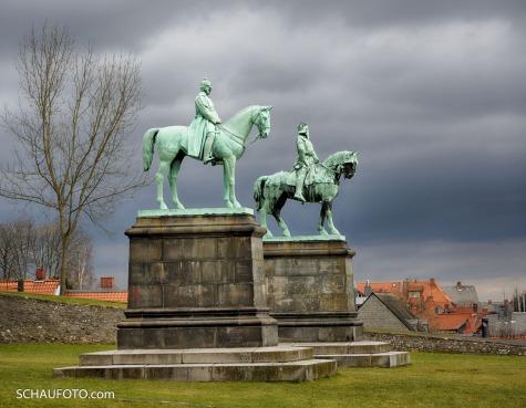 Weißbart & Rotbart - Kaiserliche Legendenbildung