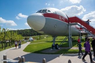 IL-62: Das erste Langstrecken-Düsenflugzeug der Sowjetunion.