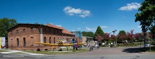 Empfehlenswert für Interessierte: Lilienthal-Centrum Stölln