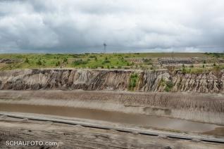 Tagebaulandschaft