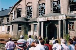 1999 - das E-Werk ist Thema beim Tag des offenen Denkmals
