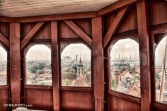 Süd-Aussicht (Kloster und Zuckerfabrik)