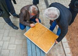 Mitstreiter dürfen unterschreiben