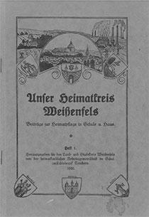 Heft 1 / 1926