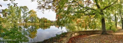 Herbstidylle Gleina