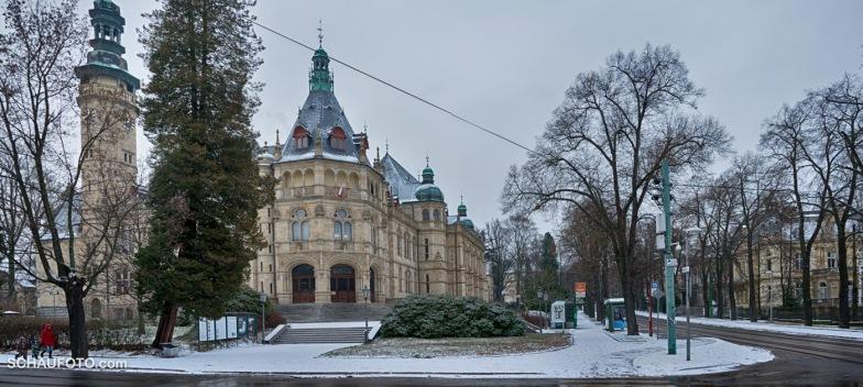 Das Nordböhmische Museum hält mit.