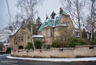 Was für eine Villa!