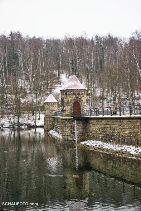 Staumauer Harcov