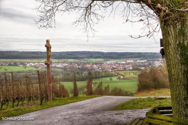 Rückblick auf Külsheim