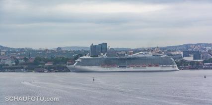 Ein noch größerer Pott liegt schon in Oslo.