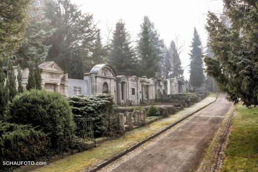 So etwas hat der Weißenfelser Friedhof nicht.