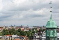 Kreuzfahrer in Kopenhagen