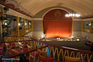 Theater-Balkon