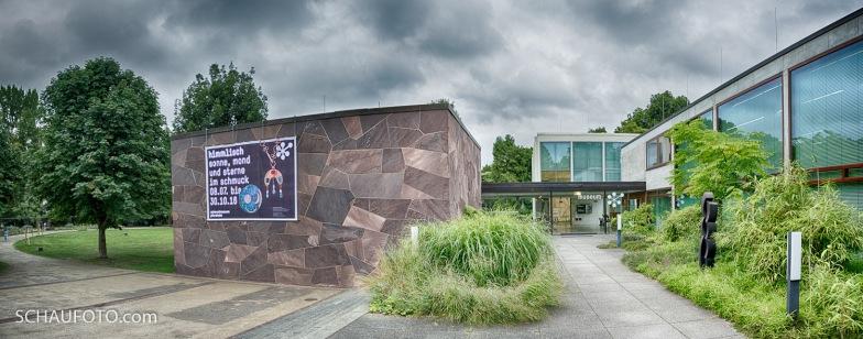 Ein Gruß aus der Heimat im Schmuckmuseum.
