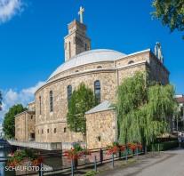 Römisch? Herz-Jesu Kirche Pforzheim