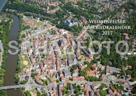 Das Weißenfelser Zentrum als Titelbild.