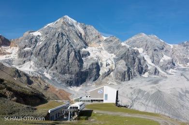 Die Königsspitze ist ein schöner Berg!