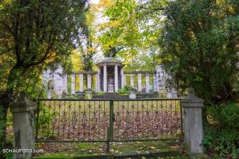 Familiengrab Dietrich, Weißenfels - 1