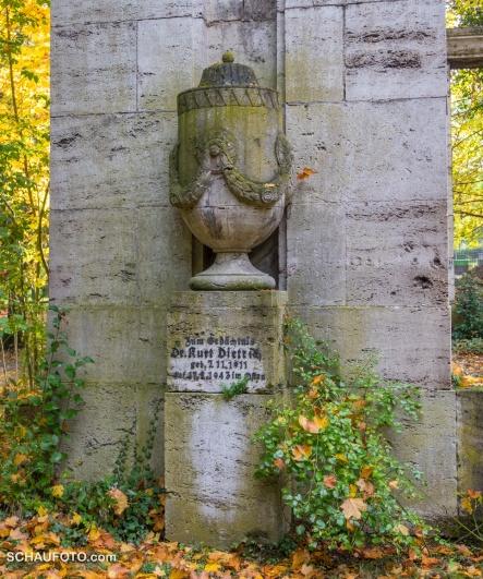 Familiengrab Dietrich, Weißenfels - 3