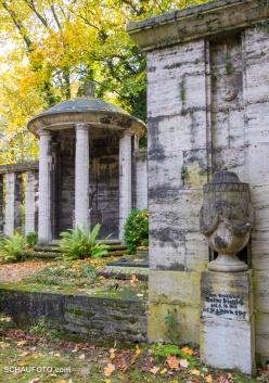 Familiengrab Dietrich, Weißenfels - 4