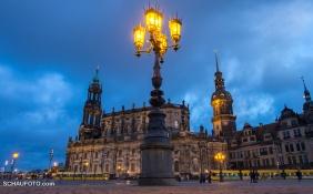 Blau-Gelb Dresden