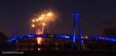 Wird es demnächst ein Brückenfest geben?