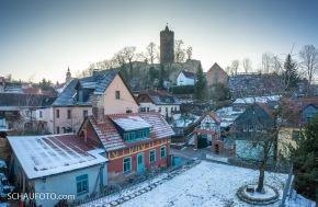 Im Sommer auch mit Terrasse und Burgblick!