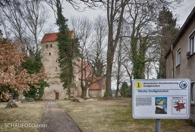 Wehrkirche Großgörschen