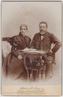 Ururoma Bertha & Ururopa Gustav