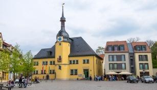 Rathaus/Marktplatz Apolda