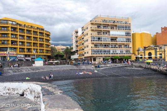 Mitten in der Stadt: Alter Hafen